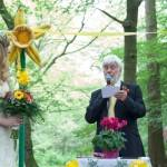 traditional wedding dj ecclesall woods